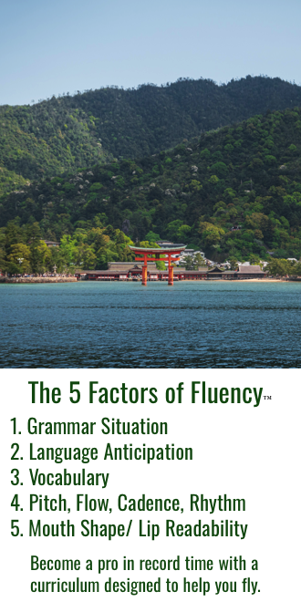 Five Factors of Fluency™